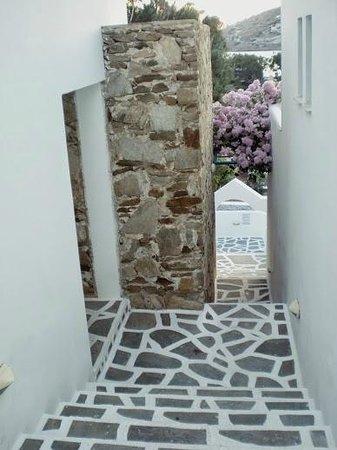 Kritikakis Village Hotel: entrance