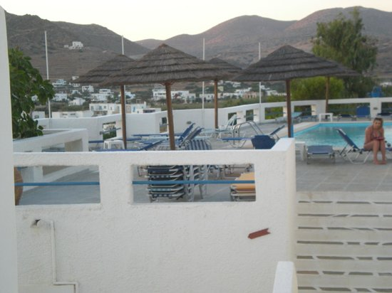 Kritikakis Village Hotel: swimming pool