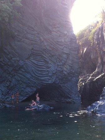 Legendary Sicily : Gorges Alacantra