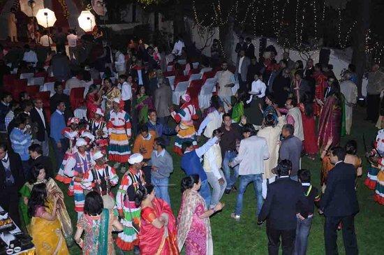 Shervani Hilltop: Before the Jai-Maal