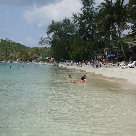 Ibiza Bungalow: The beach