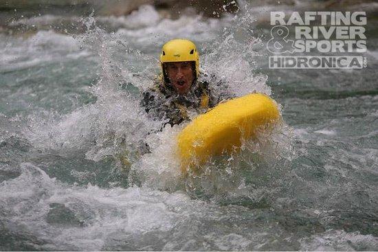 Hidronica: Giù per il fiume in Hydrospeed