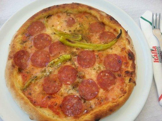 Pizzeria Italia: mas Pizza..
