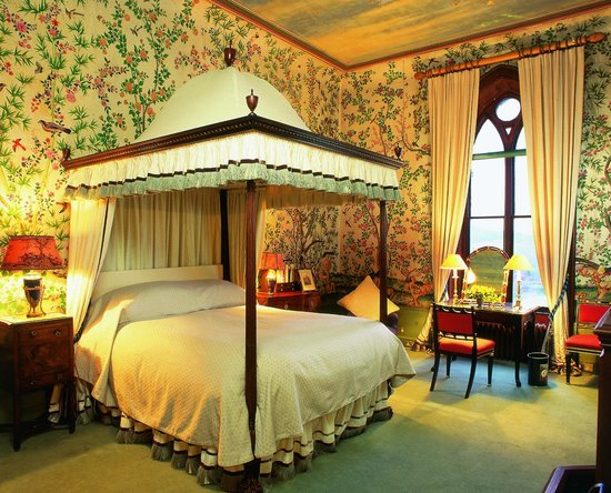 Eastnor Castle: Chinese Bedroom