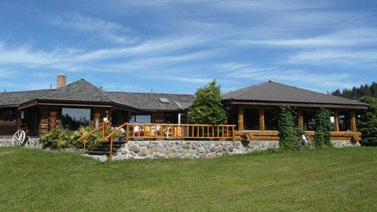 Crystal Waters Guest Ranch: Die Ranch