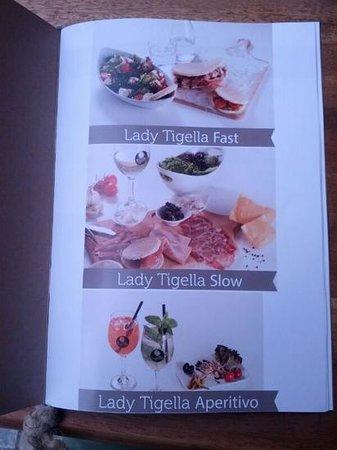 lady tigella's ideas