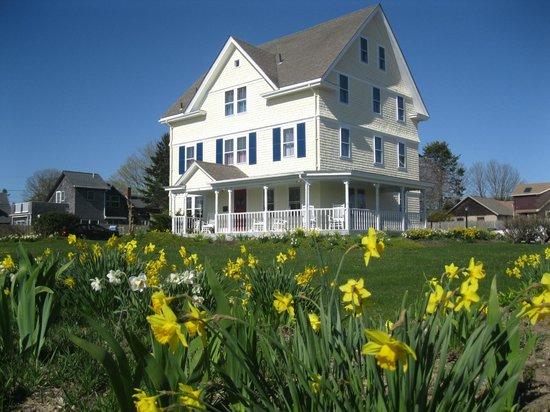 Admiral Dewey Inn refreshed - Spring 2013!