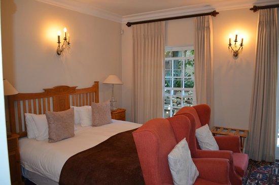 Kidger House Guest House: Oak Suite