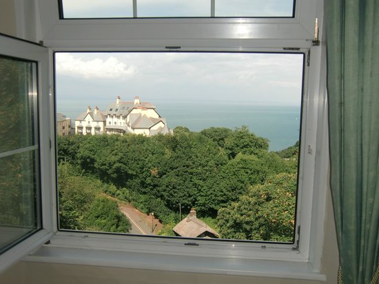 Sinai House : The lovely view from our bedroom