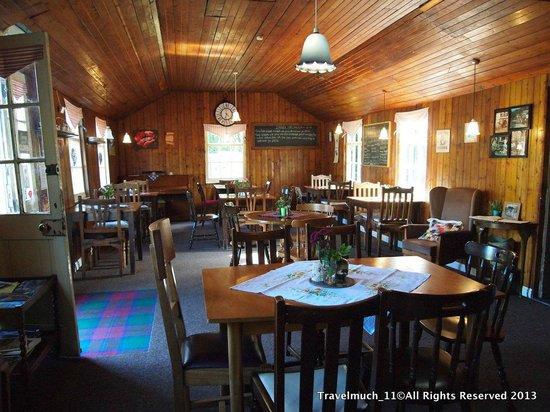 Brig o' Turk Tearoom and Restaurant : Brig O'Turk Tea Room / Restaurant full of character