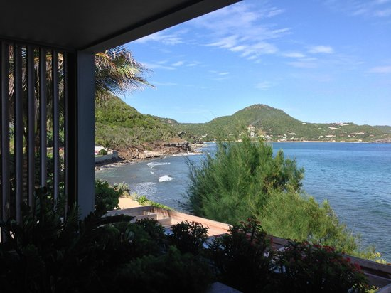 Christopher St Barth : View From Our Room