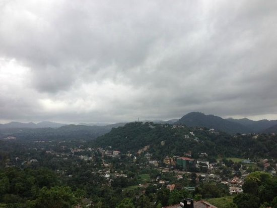 The Richmond House Kandy: View from room