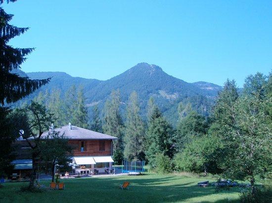 Wimmergreuth Grunau : die schönen Berge rundherum