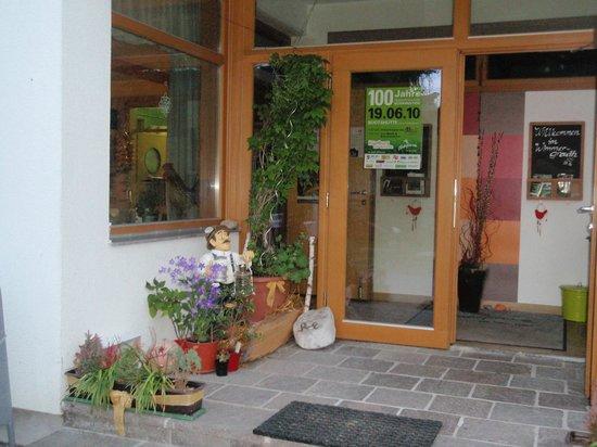 Wimmergreuth Grunau : Eingangsbereich