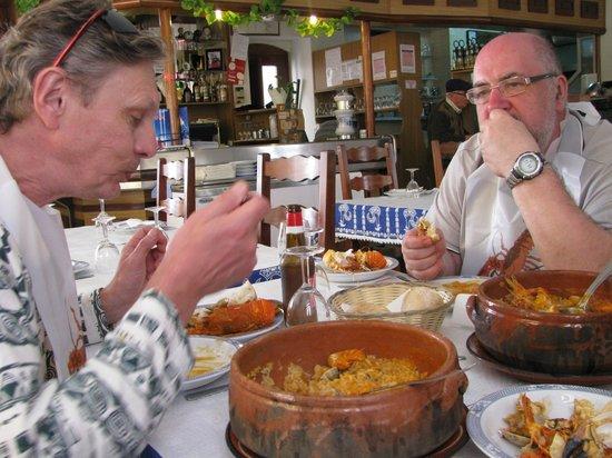 Ala-Riba: офигенно вкусно
