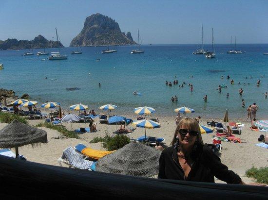 Restaurant El Carmen: la playa a los pies