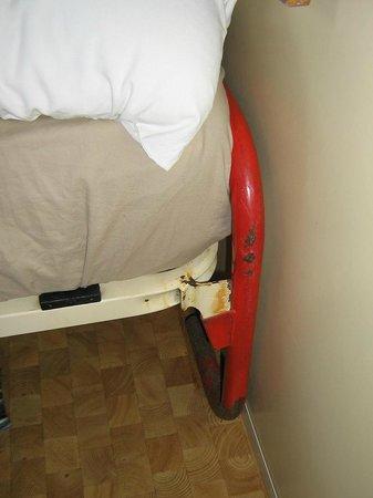 Camping Tucan: chambre