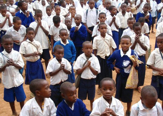 Tanga Region, Tanzania: The kids at Mtae school will steal your heart.