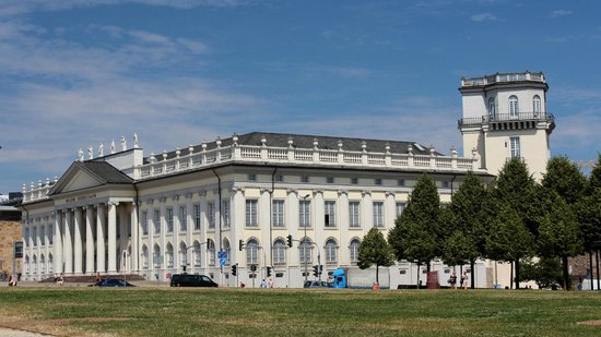 Documenta and Museum Fridericianum