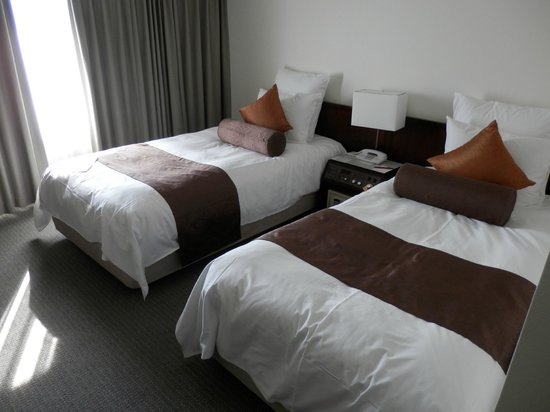 ANA Crowne Plaza Kobe: bed