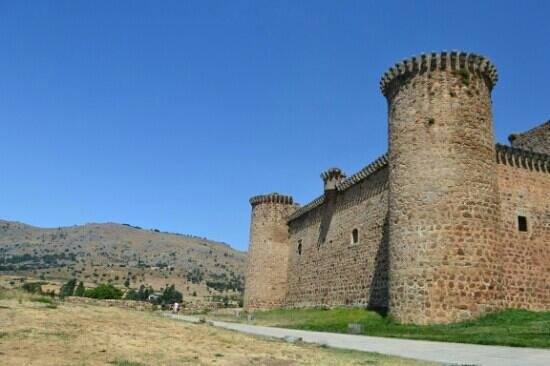 Castillo de Valdecorneja: castillo