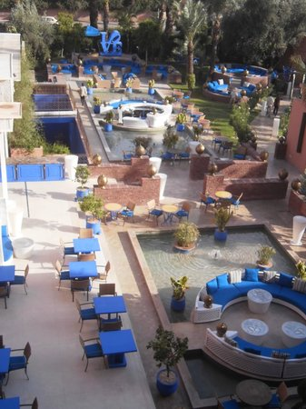 Sofitel Marrakech Lounge and Spa : Vue