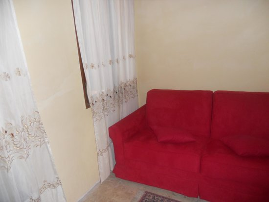 Locanda Barbarigo: Living Area