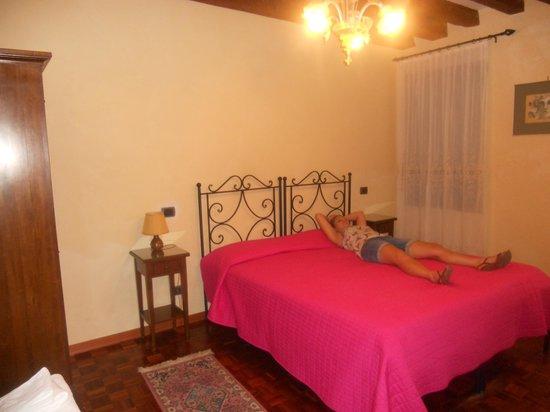 Locanda Barbarigo: Bedroom