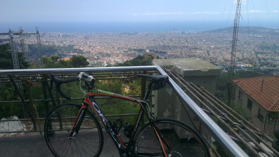 Terra BikeTours - Private Day Tours: Bike at Tibidabo