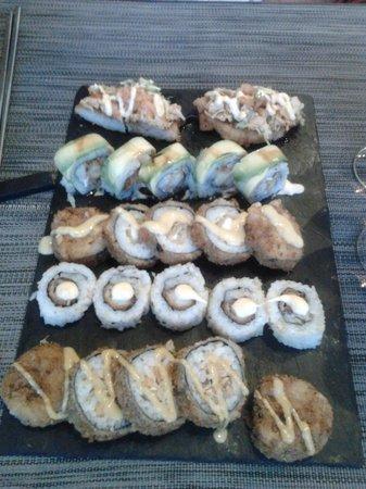 Ten'kei : Sushis Fusion