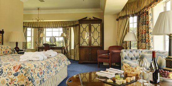 Nuremore Hotel and Country Club: Demi Suite