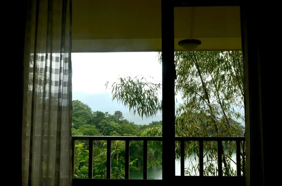 Silver Green Holiday Enclaves: View from the room