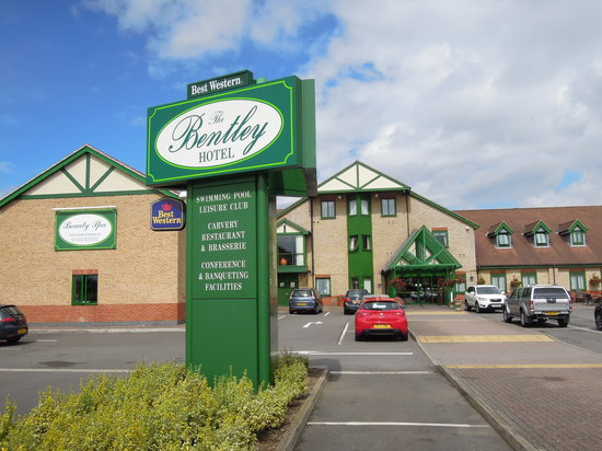 Photo of BEST WESTERN PLUS Bentley Hotel & Spa South Hykeham