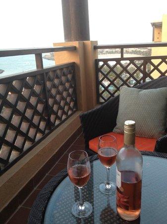 Hilton Ras Al Khaimah Resort & Spa : Balcony
