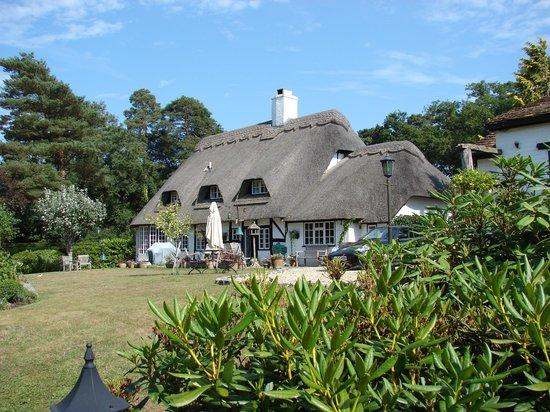 Le Ryehill cottage