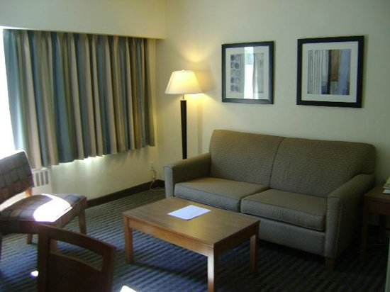 Greenbrier Hotel: Sala