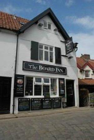 The Board Inn: exterior