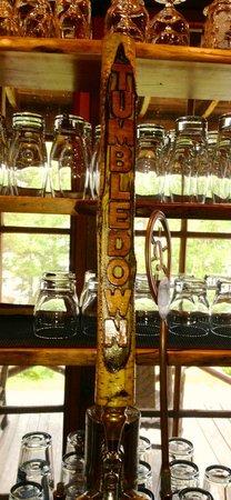 Kawanhee Inn: Tumbledown Ale, made by Geary's for the Inn