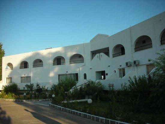 Bel Mare Hotel: Esterno