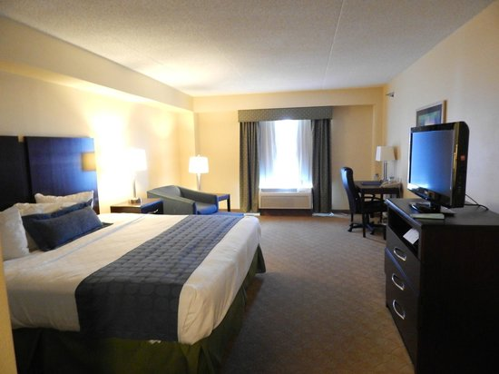Best Western Plus Waynesboro Inn & Suites Conference Center : King room