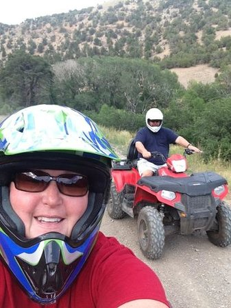 Glenwood Adventure Company : ATV tour