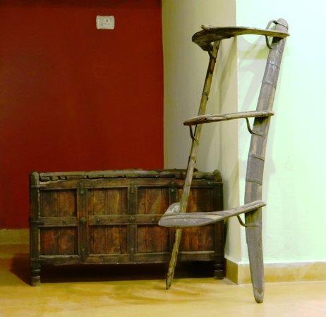 Hotel Manglam : antiques