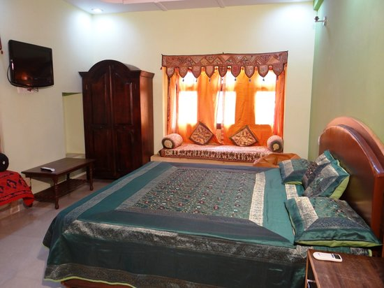 Hotel Manglam : Room 1