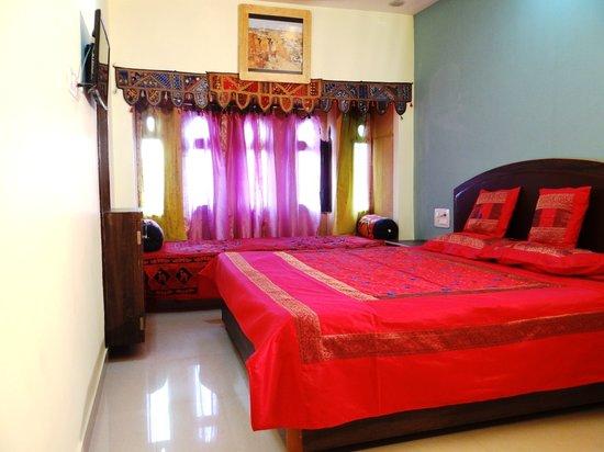 Hotel Manglam : Room 2