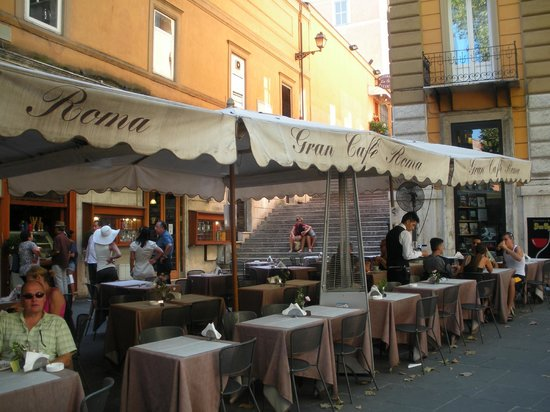 via veneto rome cafe buffalo - photo#11