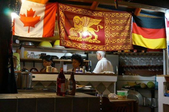 Villas Kalimba: Een kijkje in de keuken