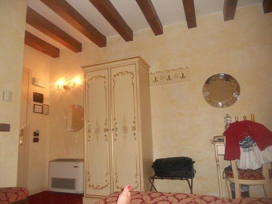 Locanda Ca' Zose: Standard Double Room