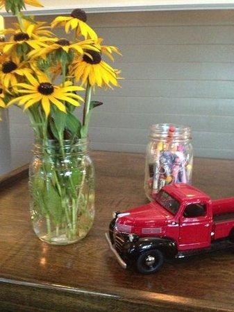 Soe' Cafe: farm truck to table fresh