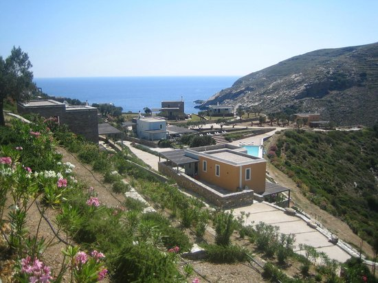Aegea Blue Cycladic Resort: ζοργκος