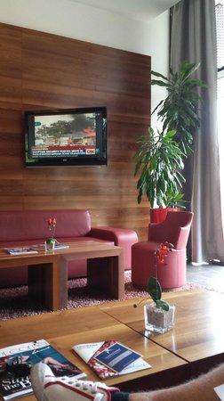 Falkensteiner Hotel & Asia Spa Leoben: Hall
